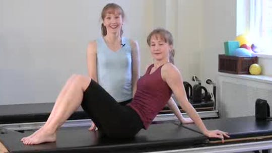 Mat Exercises by Pilates on Fifth