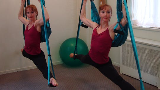 Silk Suspension by Pilates on Fifth