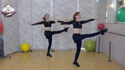 Instant Access to Cardiolates Cardio Kick Line 1 by Pilates on Fifth, powered by Intelivideo