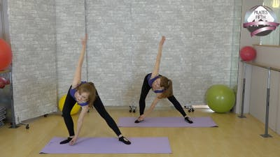 Busy Mom Body Blast One by Pilates on Fifth