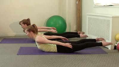 Instant Access to Beautiful Back Workout by Pilates on Fifth, powered by Intelivideo