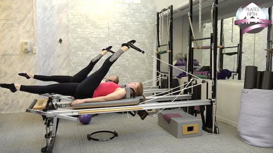 Instant Access to Energize and Elongate II by Pilates on Fifth, powered by Intelivideo