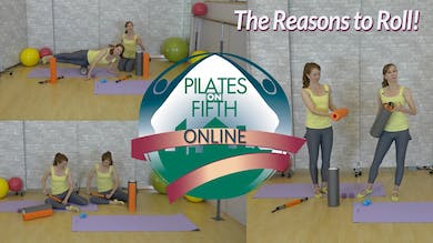 Rock Roll and Realign by Pilates on Fifth