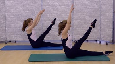 Instant Access to Corps Physique Total Body Stretch and Tone 1 by Pilates on Fifth, powered by Intelivideo