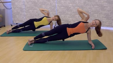 Lean in 13 (+):  Awesome Abdominal Workout for Sleek Sides by Pilates on Fifth