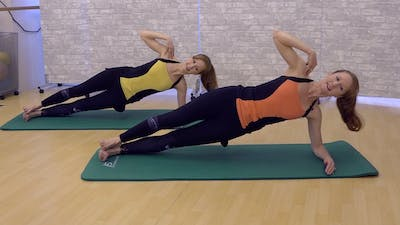 Instant Access to Lean in 13 (+):  Awesome Abdominal Workout for Sleek Sides by Pilates on Fifth, powered by Intelivideo