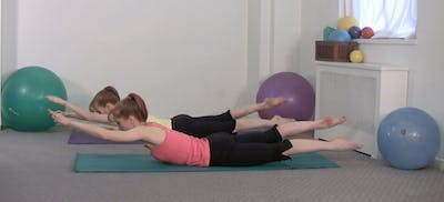 Instant Access to Mat Workout Builder: Arms & Back B by Pilates on Fifth, powered by Intelivideo