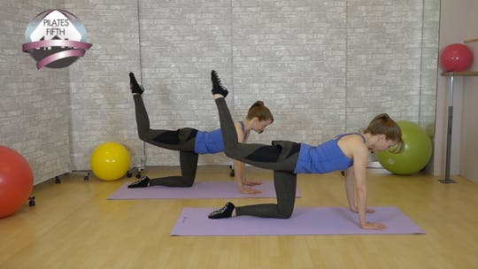 Instant Access to Lean in 13 Helium Bum by Pilates on Fifth, powered by Intelivideo
