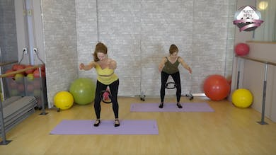 Pilates Ring Workout for Inner Thighs and Pelvic Floor by Pilates on Fifth