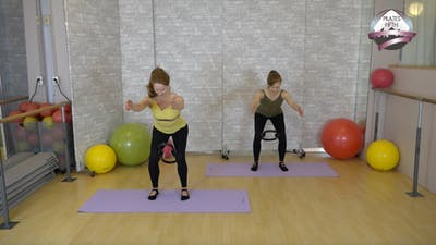 Instant Access to Pilates Ring Workout for Inner Thighs and Pelvic Floor by Pilates on Fifth, powered by Intelivideo