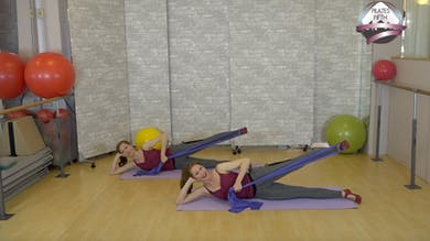 Busy Moms Get a Leg Up by Pilates on Fifth
