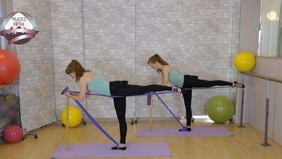 Total Body Beach Workout:  Focus on Legs! by Pilates on Fifth