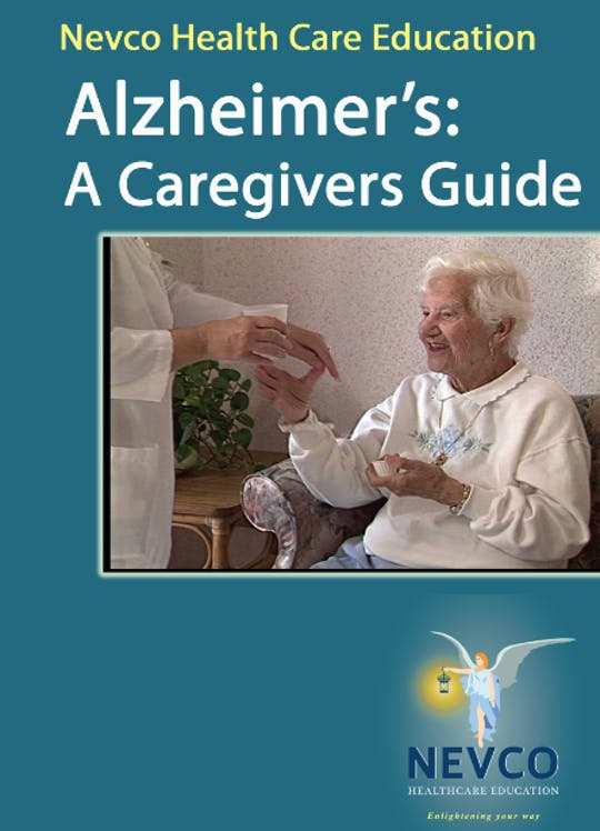 Instant Access to Alzheimer's Today: A Caregivers Guide  by Nevco Healthcare Education , powered by Intelivideo