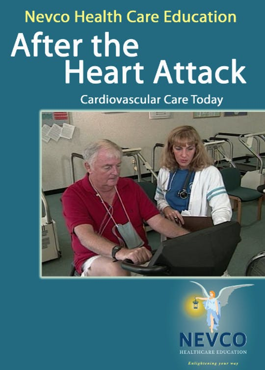 Instant Access to After the Heart Attack: Cardiovascular Care Today  by Nevco Healthcare Education , powered by Intelivideo