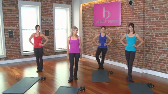 Instant Access to Signature Sculpt by The Ballet Physique, powered by Intelivideo