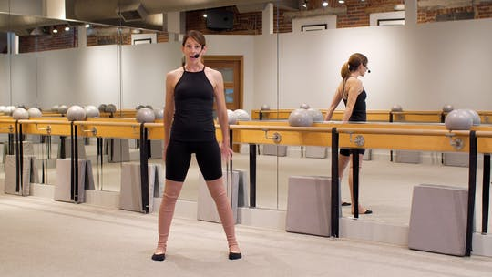 Instant Access to Rockette Legs by The Ballet Physique, powered by Intelivideo