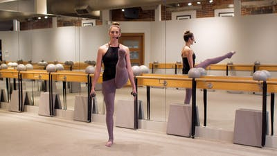 Instant Access to Dancers Body by The Ballet Physique, powered by Intelivideo