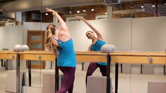 Instant Access to Anytime Stretch by The Ballet Physique, powered by Intelivideo
