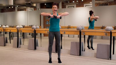 Instant Access to Arm and Thigh Blast by The Ballet Physique, powered by Intelivideo