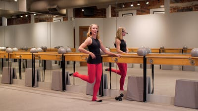 Instant Access to Essential Barre by The Ballet Physique, powered by Intelivideo