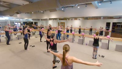 Live Ballet Physique with Aubrey by The Ballet Physique