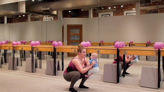 Instant Access to Baby at the Barre by The Ballet Physique, powered by Intelivideo