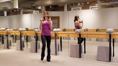 Instant Access to Total Body Toned by The Ballet Physique, powered by Intelivideo