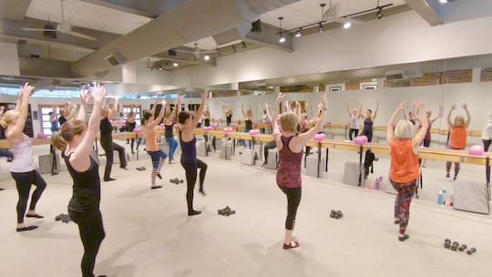 Instant Access to Live Ballet Physique Class: 12-24-18 by The Ballet Physique, powered by Intelivideo