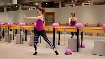 Instant Access to Floor Sculpt by The Ballet Physique, powered by Intelivideo
