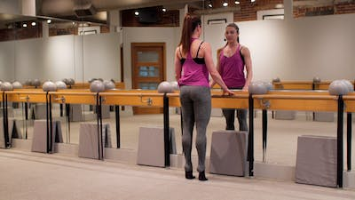 Barre Boost by The Ballet Physique