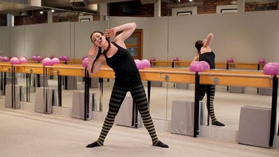 Instant Access to Accelerated Abs by The Ballet Physique, powered by Intelivideo