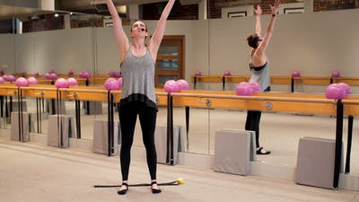 Instant Access to Melt Away Stress by The Ballet Physique, powered by Intelivideo