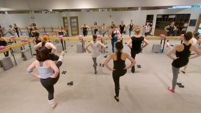 Instant Access to Live Physique 40/20 Class: 2-20-19 by The Ballet Physique, powered by Intelivideo