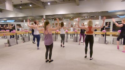 Instant Access to Live Skinny Jeans Class 4-19-19 by The Ballet Physique, powered by Intelivideo