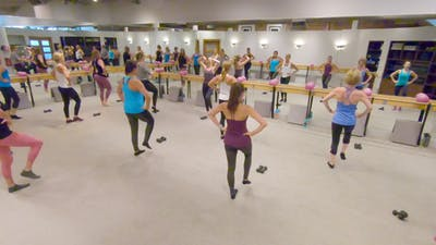 Live Ballet Physique with Nichole by The Ballet Physique