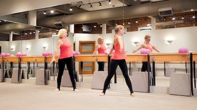 Barre with Mom by The Ballet Physique