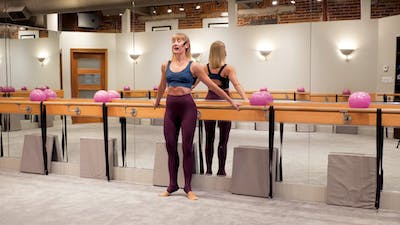 Essential Barre II by The Ballet Physique