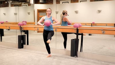 Inner Thigh Blast by The Ballet Physique