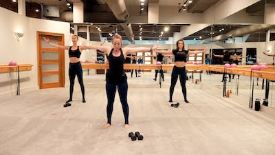 (Not Quite) Barre 45 by The Ballet Physique