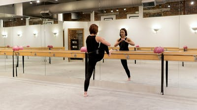 Stretching for Splits by The Ballet Physique
