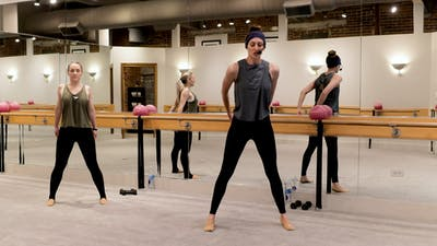 Barre Classics by The Ballet Physique