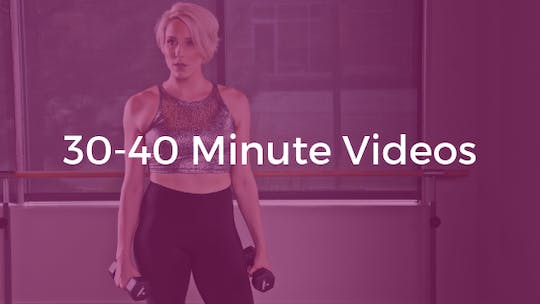 30-40 Minutes by The Ballet Physique