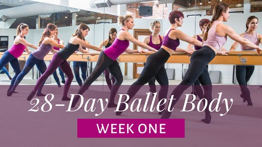 Week One by The Ballet Physique