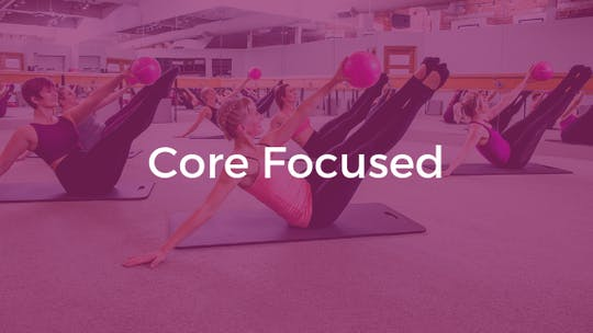Core Focused by The Ballet Physique