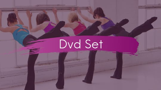 Dvd Set by The Ballet Physique