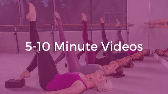 5-10 Minutes by The Ballet Physique