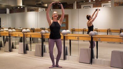 40 Minutes | Balanced Body by The Ballet Physique, powered by Intelivideo