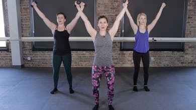 Upper Body Series 3 by The Barre Code