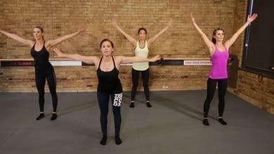 Quick Cool-Down by The Barre Code