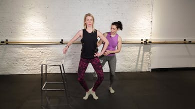 Thigh Series 1 by The Barre Code